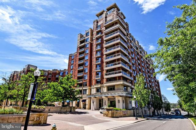 3600 S Glebe Road 417W, ARLINGTON, VA 22202 (#VAAR181150) :: Dart Homes