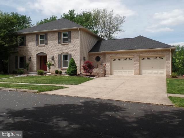 494 Woodcrest Drive, MECHANICSBURG, PA 17050 (#PACB134682) :: The Joy Daniels Real Estate Group