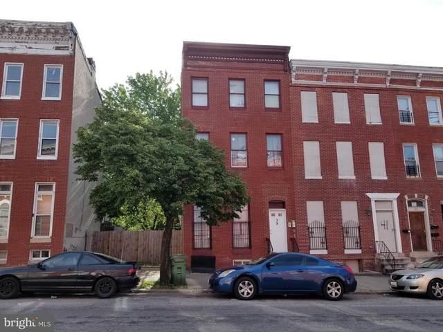 39 S Fulton Avenue, BALTIMORE, MD 21223 (#MDBA550234) :: Dart Homes