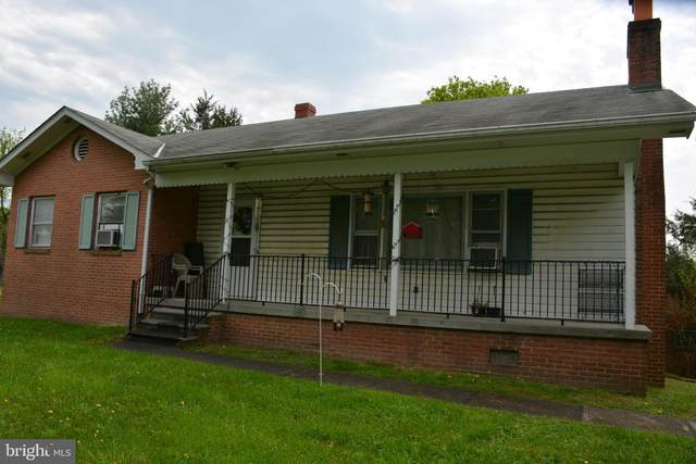 1288 Millwood Pike, WINCHESTER, VA 22602 (#VAFV163970) :: Keller Williams Flagship of Maryland