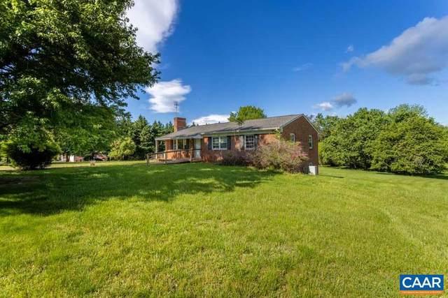 5326 Chestnut Lane, EARLYSVILLE, VA 22936 (#617234) :: Corner House Realty