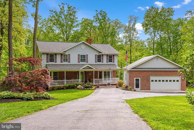 14047 Harrisville Road, MOUNT AIRY, MD 21771 (#MDFR282236) :: Keller Williams Flagship of Maryland