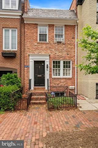 1316 35TH Street NW, WASHINGTON, DC 20007 (#DCDC520806) :: Advance Realty Bel Air, Inc