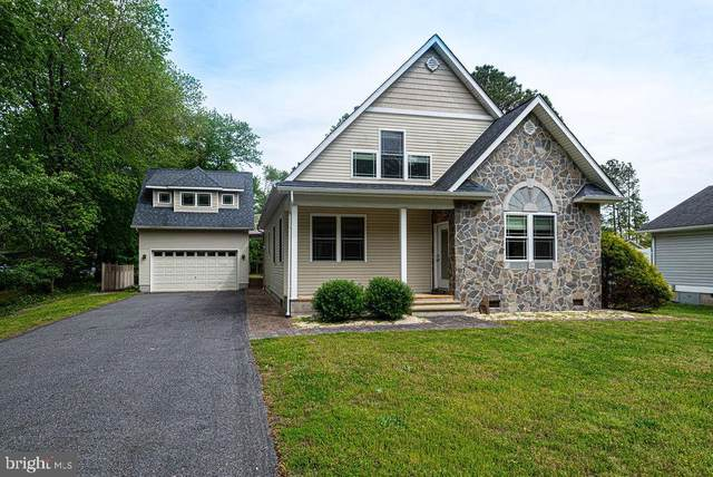 31502 Railway Road, OCEAN VIEW, DE 19970 (MLS #DESU182678) :: Parikh Real Estate