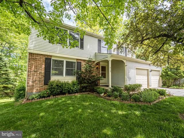 8129 Langport Terrace, GAITHERSBURG, MD 20877 (#MDMC757430) :: Ram Bala Associates | Keller Williams Realty