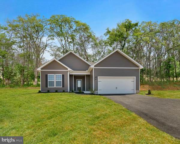 805 Ledger Drive, HANOVER, PA 17331 (#PAAD116056) :: The Joy Daniels Real Estate Group