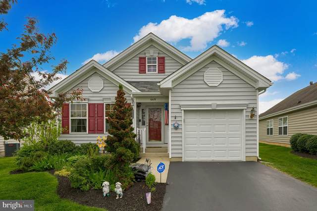 669 Baldwin Way, MOUNT JOY, PA 17552 (#PALA181852) :: CENTURY 21 Home Advisors