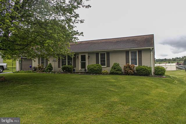 20 Campus Avenue, SPRING GROVE, PA 17362 (#PAYK158038) :: ExecuHome Realty