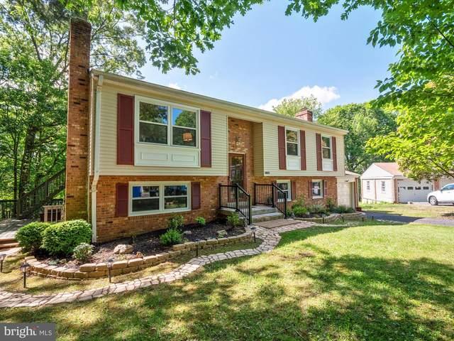 6736 Settlers Ridge Road, WARRENTON, VA 20187 (#VAFQ170492) :: Colgan Real Estate
