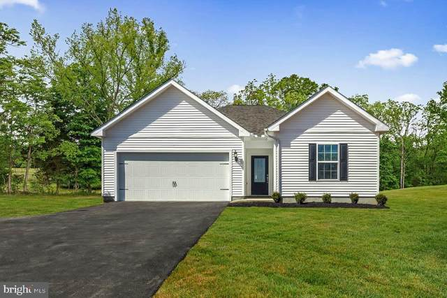 876 Ledger Drive, HANOVER, PA 17331 (#PAAD116064) :: The Joy Daniels Real Estate Group