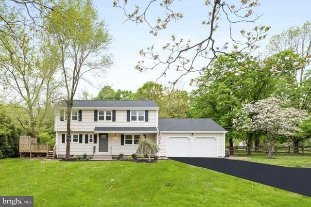 4 Moores Mill Mount Rose Road, PENNINGTON, NJ 08534 (#NJME312178) :: Realty Executives Premier