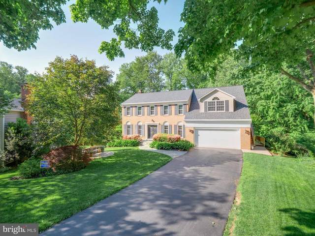 9659 Boyett Court, FAIRFAX, VA 22032 (#VAFX1199798) :: The Matt Lenza Real Estate Team
