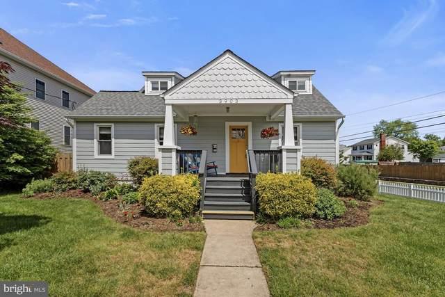 3903 16TH Street S, ARLINGTON, VA 22204 (#VAAR181178) :: Dart Homes
