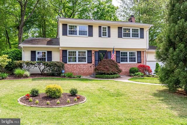 10219 Ranger Road, FAIRFAX, VA 22030 (#VAFC121472) :: Jacobs & Co. Real Estate