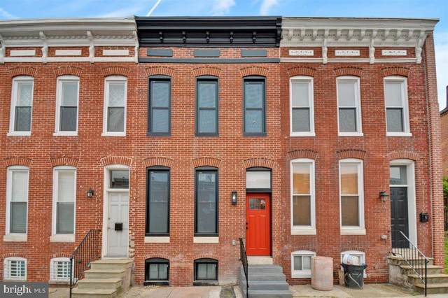 2209 Orleans Street, BALTIMORE, MD 21231 (#MDBA550264) :: Realty Executives Premier