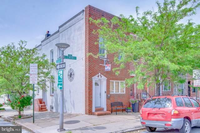 254 S Clinton Street, BALTIMORE, MD 21224 (#MDBA550266) :: Keller Williams Flagship of Maryland