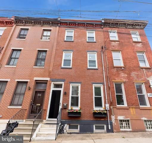 1718 Wylie Street, PHILADELPHIA, PA 19130 (#PAPH1015526) :: Ram Bala Associates | Keller Williams Realty