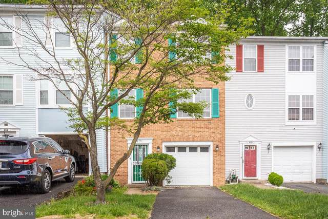 47-C Joyceton Terrace, UPPER MARLBORO, MD 20774 (#MDPG605926) :: Realty Executives Premier
