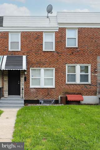 3829 Lyndale Avenue, BALTIMORE, MD 21213 (#MDBA550272) :: Corner House Realty