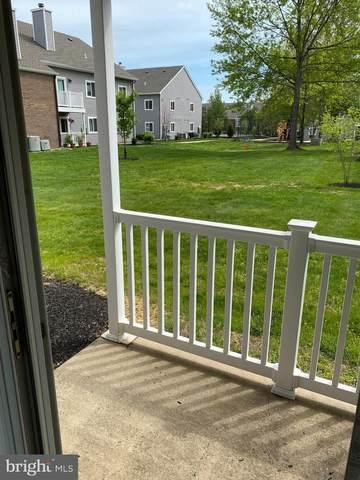 8803 Tamarron Drive #8803, PLAINSBORO, NJ 08536 (#NJMX126640) :: Keller Williams Realty - Matt Fetick Team