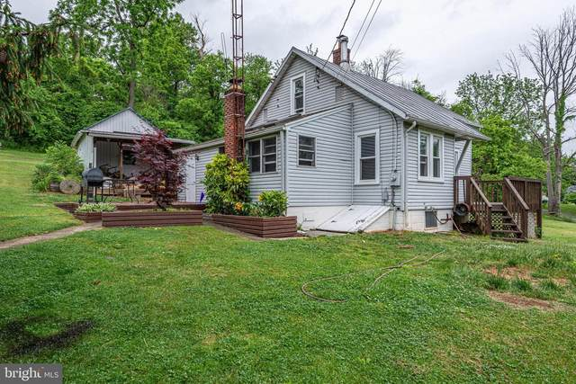 10416 Easterday Road, MYERSVILLE, MD 21773 (#MDFR282264) :: AJ Team Realty