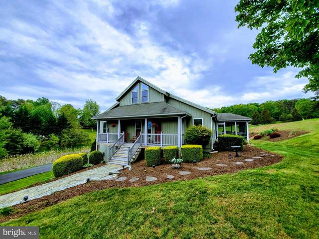 360 Wampum Lane, HEDGESVILLE, WV 25427 (#WVBE185876) :: Arlington Realty, Inc.