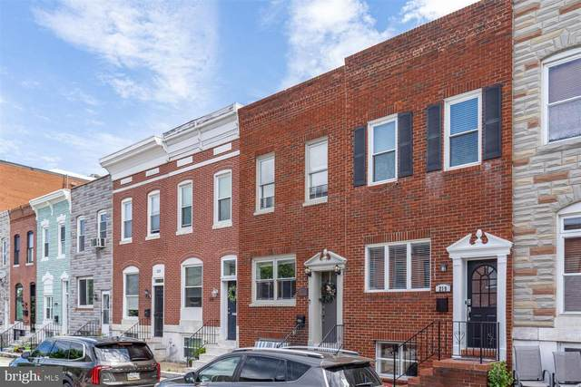 219 S Bouldin Street, BALTIMORE, MD 21224 (#MDBA550280) :: New Home Team of Maryland