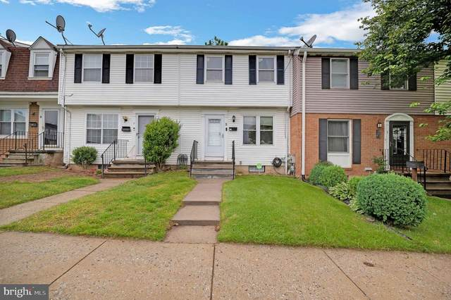 5 N Pendleton Court 12G, FREDERICK, MD 21703 (#MDFR282266) :: The MD Home Team