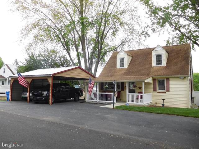 2663 Marion Avenue, BENSALEM, PA 19020 (#PABU527010) :: Linda Dale Real Estate Experts
