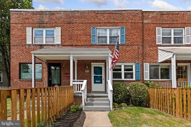 506 E Howell Avenue A, ALEXANDRIA, VA 22301 (#VAAX259528) :: Grace Perez Homes