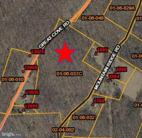 0 Mountain Ridge Road, BIG COVE TANNERY, PA 17212 (#PAFU104890) :: Colgan Real Estate