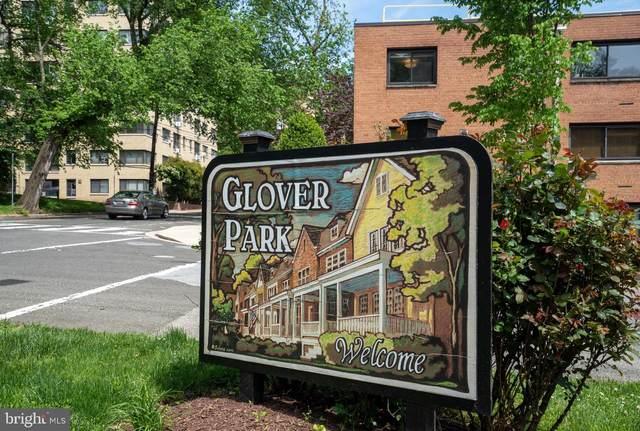 3901 Tunlaw Road NW #304, WASHINGTON, DC 20007 (#DCDC520870) :: Corner House Realty