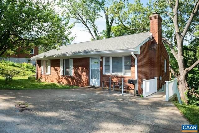 1407 Grace Street, CHARLOTTESVILLE, VA 22902 (#617271) :: ROSS | RESIDENTIAL