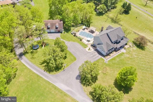 255 Bush Drive, WINCHESTER, VA 22602 (#VAFV163978) :: Dart Homes