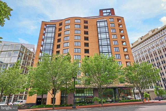 1010 Massachusetts Avenue NW #811, WASHINGTON, DC 20001 (#DCDC520896) :: Nesbitt Realty