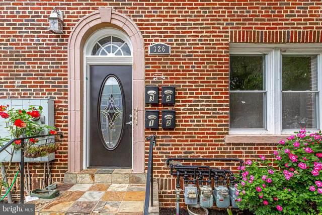 326 14TH Place NE #2, WASHINGTON, DC 20002 (#DCDC520902) :: John Lesniewski | RE/MAX United Real Estate
