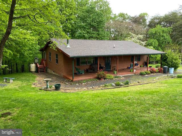 131 Candlewood Lane, GREAT CACAPON, WV 25422 (#WVMO118458) :: Colgan Real Estate