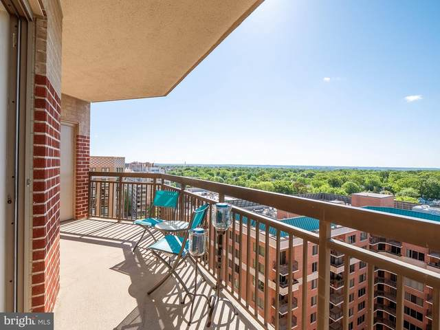 901 N Monroe Street #1409, ARLINGTON, VA 22201 (#VAAR181210) :: Ram Bala Associates | Keller Williams Realty