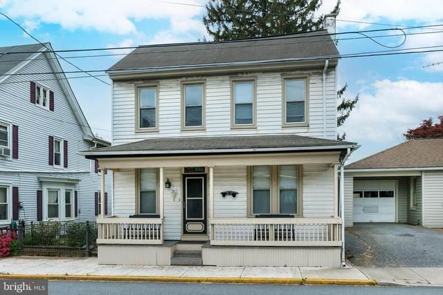 110 N Main Street, MANHEIM, PA 17545 (#PALA181872) :: The Joy Daniels Real Estate Group