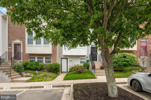 4110 Candy Apple Lane #5, SUITLAND, MD 20746 (#MDPG605982) :: Corner House Realty