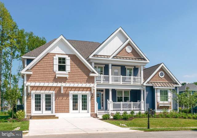 Chesapeake To-Be-Built Home, MILLSBORO, DE 19966 (#DESU182714) :: Colgan Real Estate