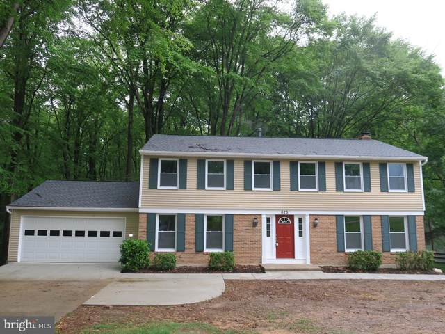 6251 Garretson Street, BURKE, VA 22015 (#VAFX1199910) :: Arlington Realty, Inc.