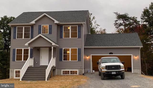 H - 132 Hawk Trail, WINCHESTER, VA 22602 (#VAFV163986) :: Colgan Real Estate