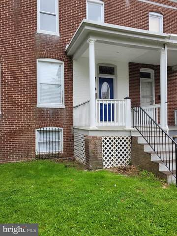 707 Melville Avenue, BALTIMORE, MD 21218 (#MDBA550310) :: The Maryland Group of Long & Foster Real Estate