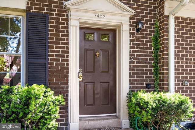 7452 Adams Park Court, ANNANDALE, VA 22003 (#VAFX1199914) :: Sunrise Home Sales Team of Mackintosh Inc Realtors