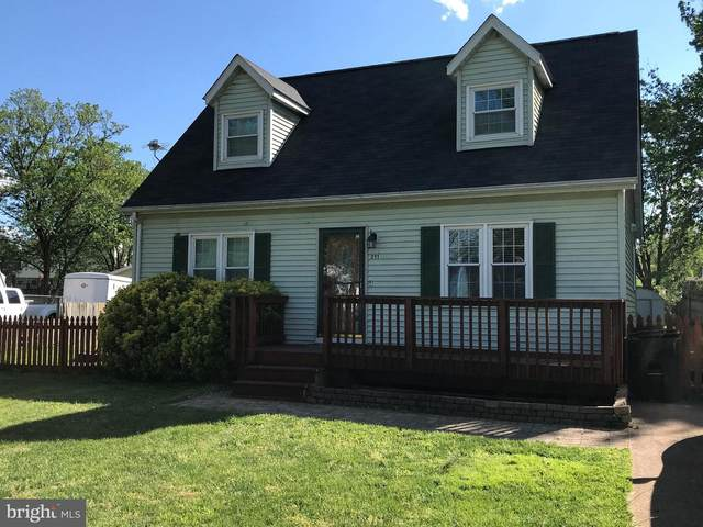 211 Duke Street, CULPEPER, VA 22701 (#VACU144448) :: The Putnam Group