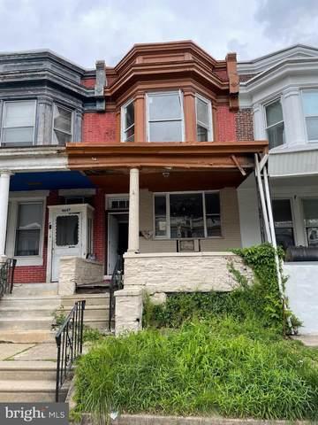 4645 N 13TH Street, PHILADELPHIA, PA 19140 (#PAPH1015632) :: Bob Lucido Team of Keller Williams Lucido Agency