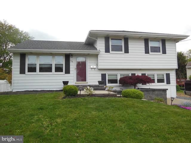 100 Miry Brook, HAMILTON, NJ 08690 (#NJME312220) :: Sunrise Home Sales Team of Mackintosh Inc Realtors