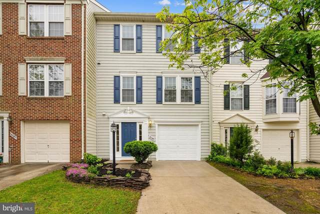 8045 Horseshoe Cottage Circle, LORTON, VA 22079 (#VAFX1199954) :: McClain-Williamson Realty, LLC.