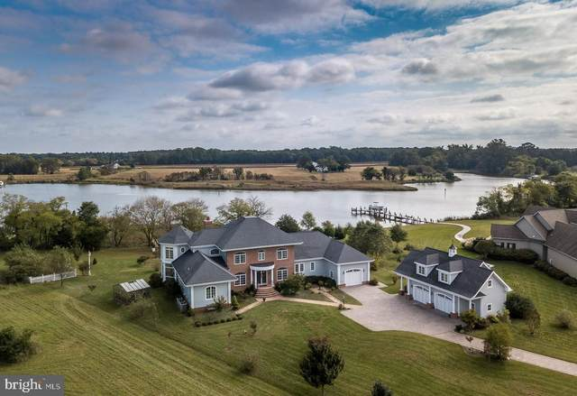 5547 Whitehall Road, CAMBRIDGE, MD 21613 (MLS #MDDO127370) :: Maryland Shore Living | Benson & Mangold Real Estate